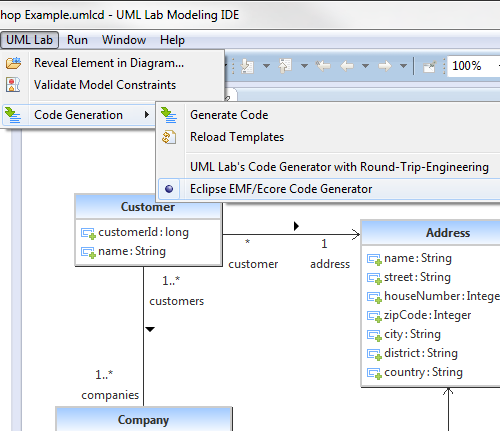 Generate Uml Diagram With Eclipse | Diagrams Images HD